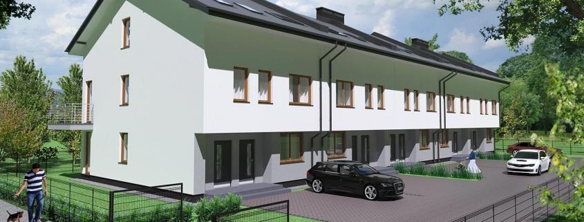 Mieszkania Marki, Lisa-Kuli, wizualizacja