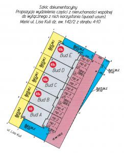 Mieszkania Marki, Lisa-Kuli, zagospodarowanie terenu